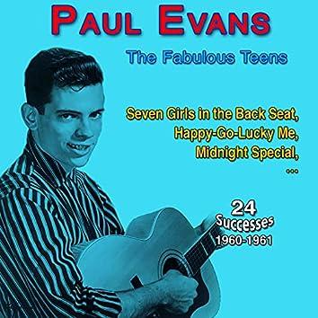 Paul Evans - Sings the Fabulous Teens (24 Successes 1960-1961)