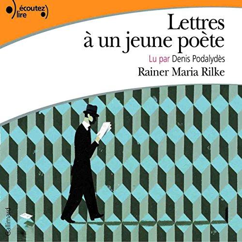 Lettres à un jeune poète audiobook cover art