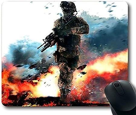 10.  Call of Duty Modern Warfare - Neoprene Rubber Mouse Pad