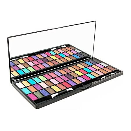 Glam 21 Easyshop Professional Palette Eyeshadows -Combo Set of 51 Colours