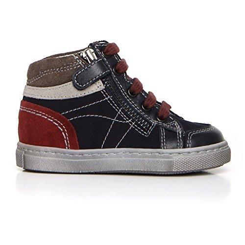 Nero Giardini Junior A724352M Sneakers Enfant Bleu 21