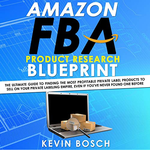 Amazon FBA Product Research Blueprint cover art