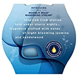 Glade 2in1 Jar Candle, Moonlit Walk & Wandering Stream Scented Candle, 3.4 oz
