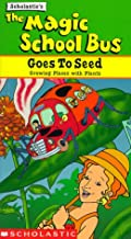 Magic School Bus - Goes to Seed VHS