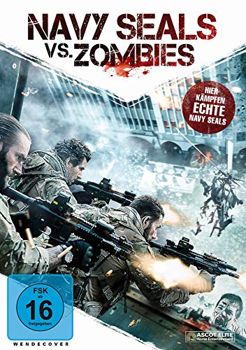 Navy Seals vs Zombies Movie | 14inch x 20inch | Silk Printing Poster 000