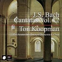 J. S. Bach: Cantatas Vol. 12 by Ton Koopman (2006-02-21)