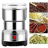 hook.s Multifunction Smash Machine,Cereals Grain Grinder, Mini Electric Coffee Bean Grinder,220V Electric Grain Mill Spice Herb Grinder