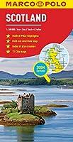 Marco Polo Map Scotland (Marco Polo Maps)