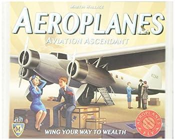 Mayfair Games Aeroplanes  Aviation Ascendant