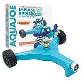 Best Impulse Sprinklers - Aqua Joe AJ-IS10WB Indestructible Series Metal Impulse Sprinkler Review