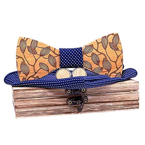 Corbatas y pajaritas para Niño marca BXzhiri_Men Bow Tie