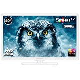 Television LED 40' Blanco INFINITON Smart TV (TDT2, HDMI, VGA, USB)