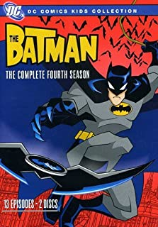 Batman: Complete Fourth Season Importado