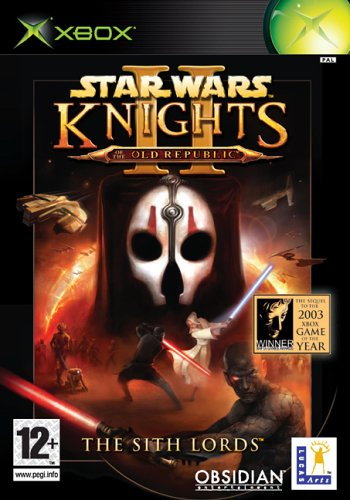Star Wars - Knights of the Old Republic II - the Sith Lords