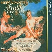 Three Flute Concertos by MARZIO CONTI (2003-11-25)