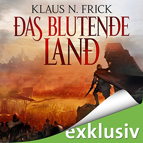 Das blutende Land audiobook cover art