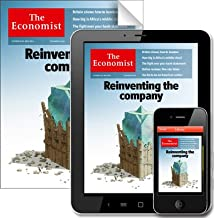 The Economist - Print & Digital Bundle - Magazine Subscription from MagazineLine (Save 79%)