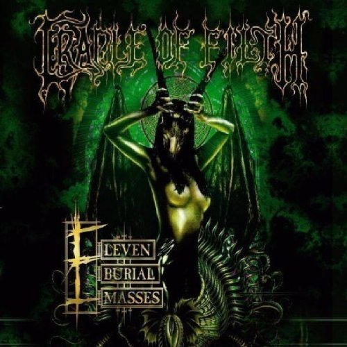 Eleven Burial Masses (CD + DVD)