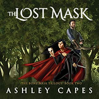 The Lost Mask: An Epic Fantasy Adventure cover art