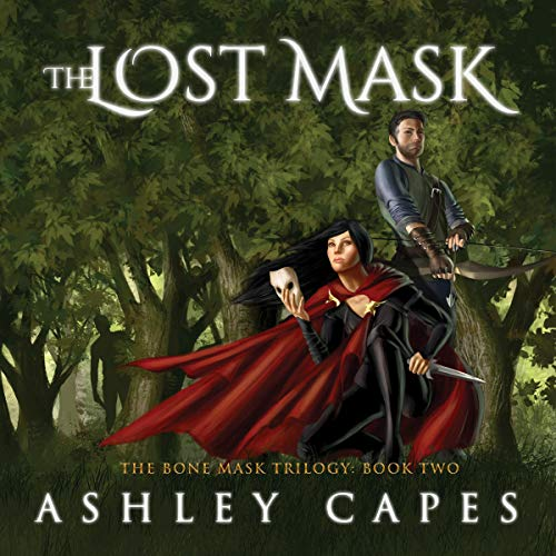 The Lost Mask: An Epic Fantasy Adventure audiobook cover art