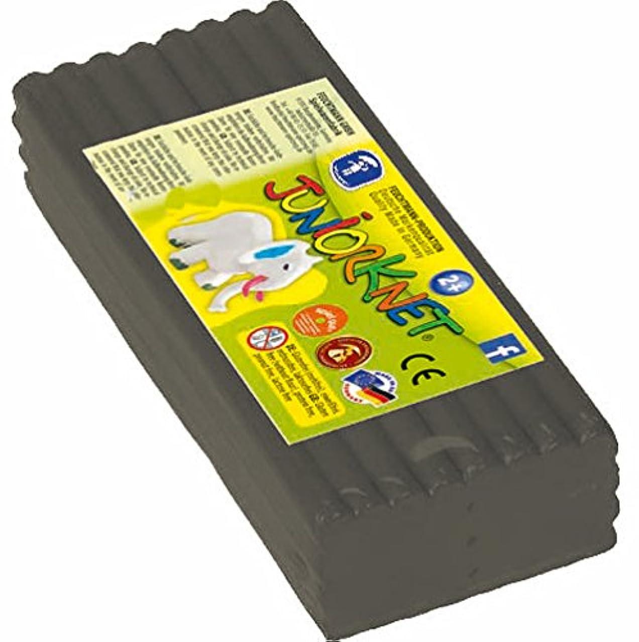 Feuchtmann 628 0305-12 Juniorknet Jumbo Pack -Clay Dough- 500 G - Grey, Multi Colour
