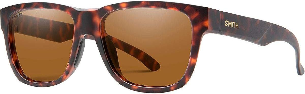 Smith Optics Lowdown Slim 2 Sunglasses, Black/Polarized Gray, One Size