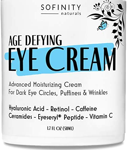 Eye Cream Anti Aging Bags Dark Circle Under Eye Cream Dark Circles under Eye Treatment for Women product image