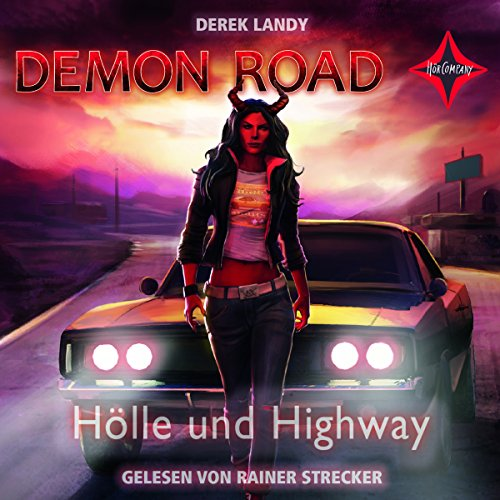Hölle und Highway (Demon Road 1) cover art