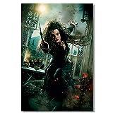 Bellatrix Lestrange Helena Carter Draco Malfoy Voldemort