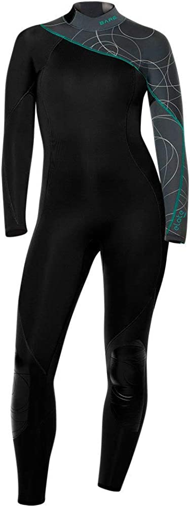 Bare Womens 3 security Elate 2mm Wetsuit Max 64% OFF