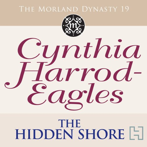 Dynasty 19: The Hidden Shore audiobook cover art