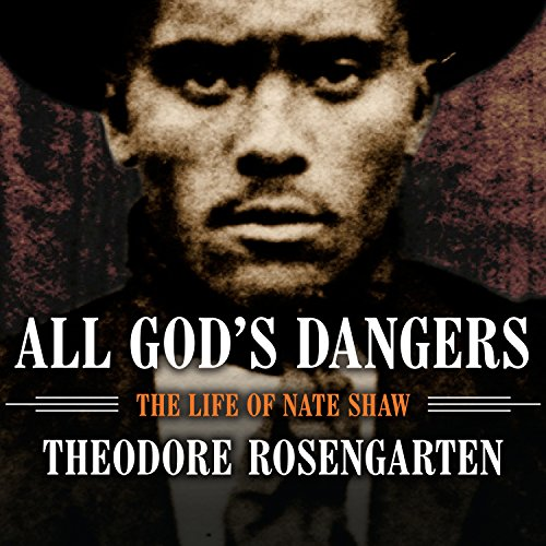 All God's Dangers audiobook cover art