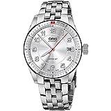 ORIS MEN'S ARTIX GT 37MM STEEL BRACELET & CASE AUTOMATIC WATCH 73376714461MB