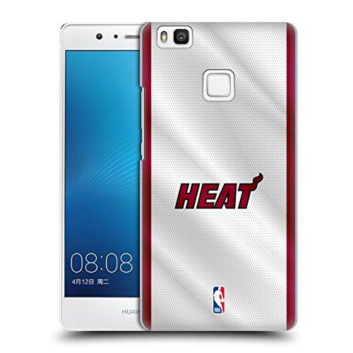 Oficial NBA Jersey Miami Heat Carcasa rígida Compatible con Huawei P9 Lite / G9 Lite