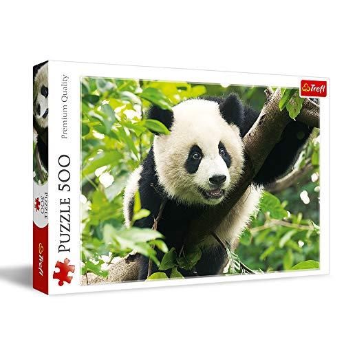 Trefl- Puzzle Panda Gigante, TR37142