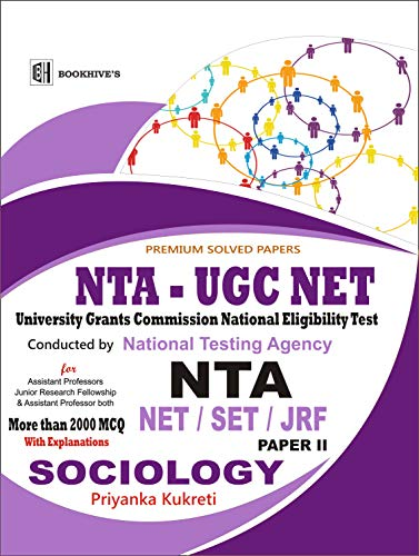 NTA UGC NET/SET/JRFSociology 2020 II SOCIOLOGY SOLVED QUESTION PAPERS 2020