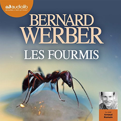 Les Fourmis audiobook cover art