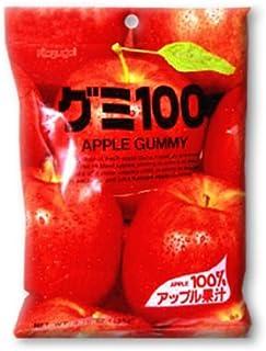 Kasugai Apple Gummy Candies by Kasugai