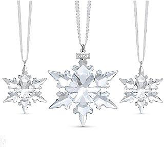 SWAROVSKI Annual Edition Ornament Set 2020, White