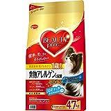 ビューティープロ ドッグフード ドッグ 食物アレルゲンに配慮 1歳から フィッシュ 4.7kg