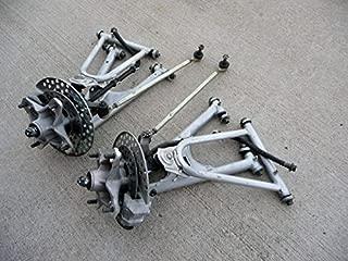 YAMAHA Banshee factory OEM a-arms brakes hubs spindles rotors tie rods 1991-2006