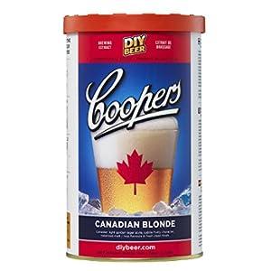 MALTO COOPER'S CANADIAN BLONDE
