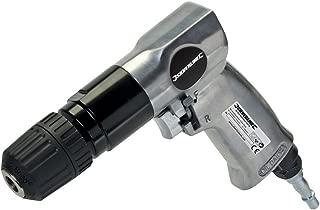 Silverline 793759 - Taladro neumático reversible (10 mm)