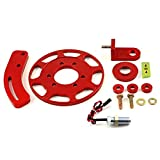 PCE680.1002 compatible with Chevy SBC 350 7' Aluminum Magnetic Crank Trigger Kit