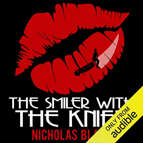 The Smiler with the Knife cover art