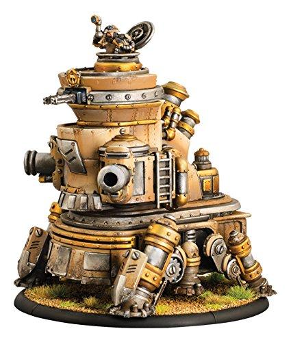 Privateer Press War Machine Mercenary Hammer Fall Siege Crawler Battle Engine Kit