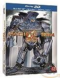 Pacific Rim (3D & 2D) Disc Box Set & Molded Robot Statue (3D & 2D) (+ Digital Copy) [ Origen Holandés, Ningun Idioma Espanol ] (Blu-Ray)