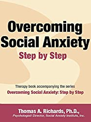 Cover of book - Overcoming Social Anxiety
