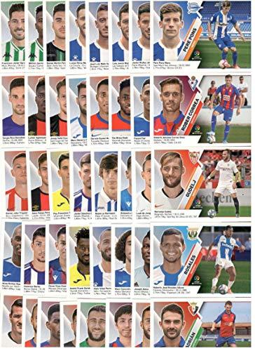 Lote 3 ª edición Completa (Son 40 novedades) Liga Este 2019 2020