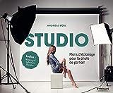 Studio - Plans d'éclairage pour la photo de portrait